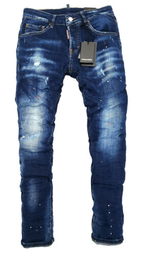 Exclusive NEW Models Jeans Of Dsquared2 Brand 21597 TOP Collections-CHOOSE IT