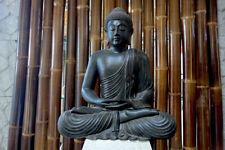 Lavastein Lava Figur Indischer Buddha 71 B