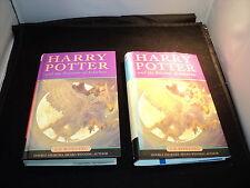 Harry Potter and the prisoner of Azkaban Hardback J. K. Rowling 3rd Print run