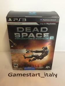 DEAD SPACE 2 COLLECTOR'S EDITION - PS3 - NUOVO NEW NTSC VERSION