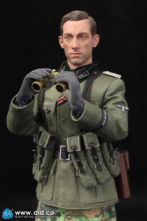 DiD 1//6 Scale WWII German Feldgendarmerie Jakob Blau Camo Uniform Tunic D80055