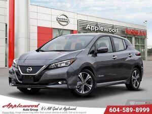 2020 Nissan Leaf SV PLUS