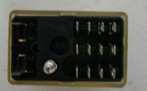 V23154-D0721-B110  4PDT RELAY  ASSORTED MANUFACTURERS TWO PIECES