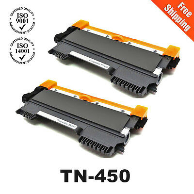 5 pk DR420 TN450 Drum and Toner Set For Brother HL-2220 HL-2230 DCP-7060D 7065DN