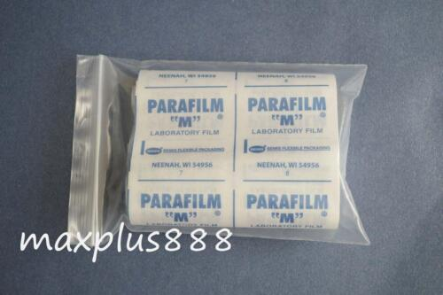 4 inch//10cm long wide Parafilm retail for laboratory x 13.12 feet//400cm