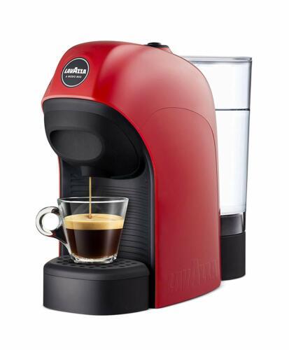 Macchina per Caffè  Lavazza a Modo Mio Tiny Rosso