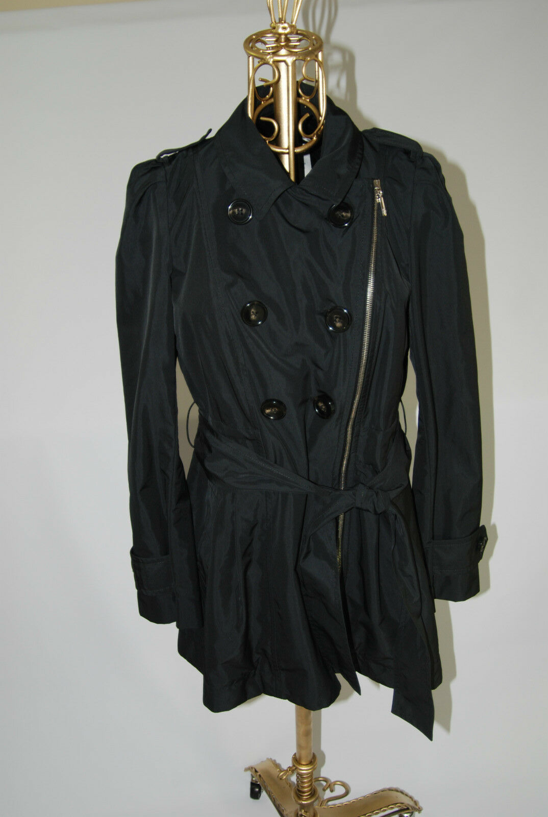 NEW WOMEN TRENCH TRENCH TRENCH COAT MONCLER 3 size a306ef