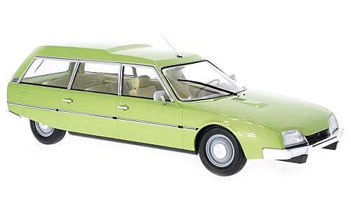 Citroen CX 2400 Super Break Série I Vert Métallisé - 1976    1 18 MODELCAR GROUP
