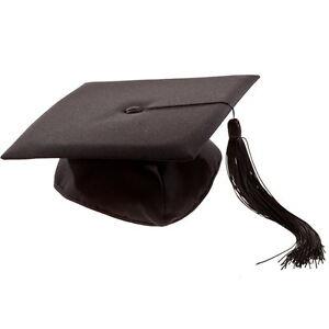 Bachelorhut Doktorhut Collegehut Diplomhut Abschlusshut