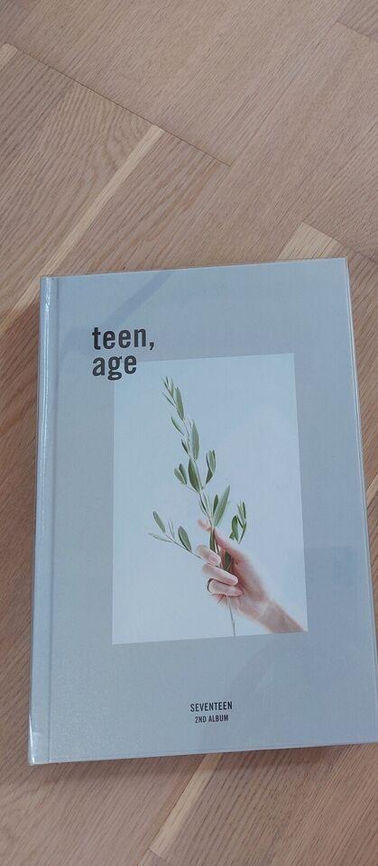 Seventeen, kpop: Seventeen, pop