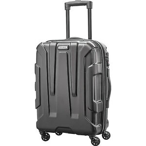 Samsonite-Centric-Hardside-20-034-Carry-On-Luggage-Spinner-Suitcase-Choose-Color