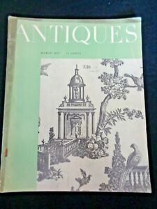 Antiques-1957-Brussels-Philippe-Mombaers-Faience-Francois-Ranvoyze-Silver-Canada
