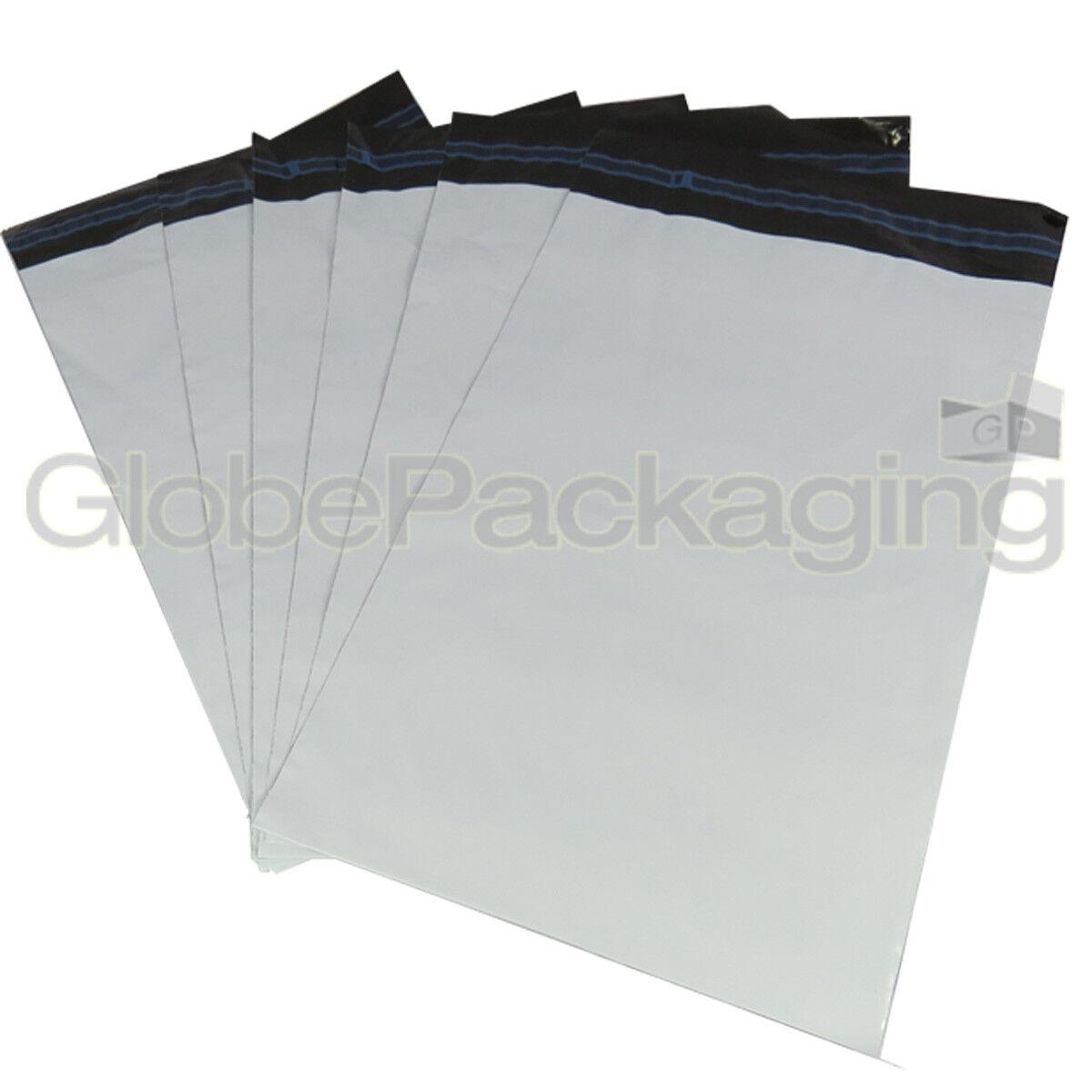 Solide blanc Postal Plastique Plastique Postal Affranchissement Poly Sacs Postaux Pochettes * Toutes Tailles/Qté'S * 5cb7e3