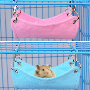Hammock-for-Pet-Rat-Parrot-Ferret-Hamster-Squirrel-Hanging-Bed-Toy-Cushion-House