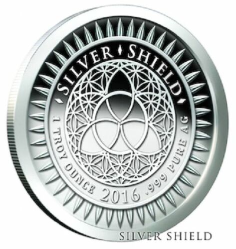2016 Vote Donald Trump 1 oz 999 silver shield Proof campaign coin only 900 made