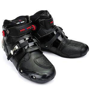 Pro-Biker-Zapato-impermeable-Turismo-Moto-Botas-Calzado-Sport-Touring-Boot-41-46