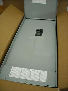 NEW GE TM820RCUFL PowerMark Gold 200 Amp Main Breaker Outdoor Load Center