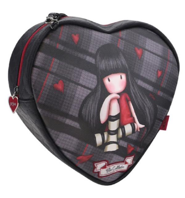 Plaid /& Hearts Pastel Colors Messenger Shoulder HandBag Crossbody Women Bag