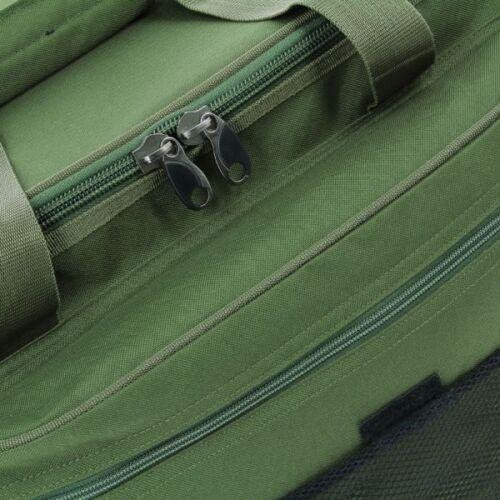 NEU XL Carryall Angeltasche mit Bodenplatte 68x35x34cm Karpfen Carp Tasche Bag