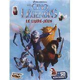 Celine-Candie-Les-Cinq-Legendes-le-livre-jeux-2012-Broche