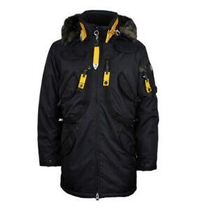 wellensteyn rescue jacket 66 funktionsjacke mit kapuze in schwarz
