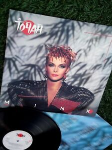 TOYAH-MINX-80-039-s-Synth-punk-pop-Cat-no-FRT-26415-with-inner-sleeve-Ex-condition