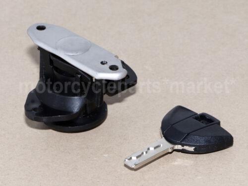 For BMW S1000RR C133 2009-2015 Rear Passenger Seat Back Pad Pillion Lock Bracket