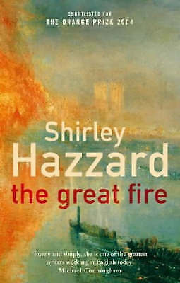 1 of 1 - The Great Fire by Shirley Hazzard (Paperback, 2004)