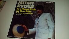 """MITCH RYDER Too Many Fish In The Sea / One Graind Of Sand NEW VOICE 822 45 7"""""""