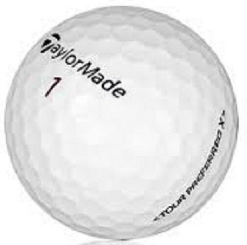36 Taylormade Tour Preferred X Used Golf Balls AAA - Free Shipping