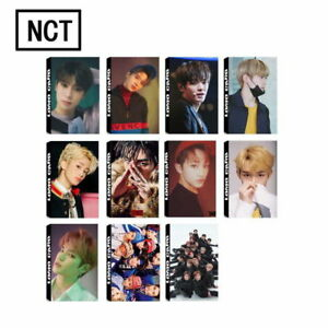 30pcs-set-Kpop-NCT127-NCT-U-Poster-Photo-Card-Lomo-card-Surprise-Gift