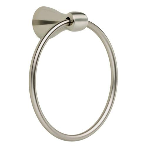 Stainless Steel Delta FND46-SS Foundations Collection Towel Ring