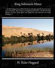 King Solomons Mines by Sir H Rider Haggard (Paperback / softback, 2008)