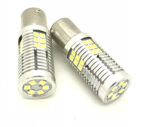 High Power Reverse Light Bulbs For Vauxhall Opel Vivaro Platform//Chassis 01-On