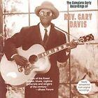 Complete Early Recordings by Rev. Gary Davis (CD, Aug-1994, Yazoo)