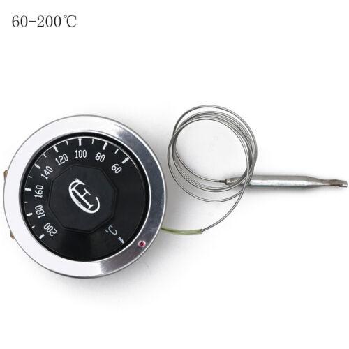 Heißer 220V 16A Vorwahlknopf-Temperaturschalter für elektrischen Ofen Praktisch