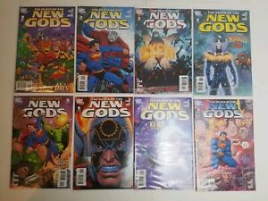 DC-Comics-Day-of-Vengeance-1-6-and-Death-of-the-New-Gods-1-8-Lot