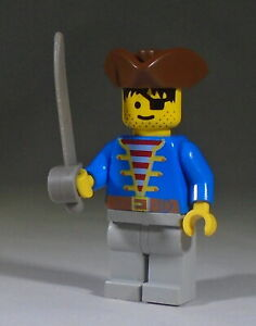 Lego 5 Black  Tricorne Triangle Hat For Minifigure Imperial Soldier Pirate