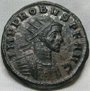 Rome-AE-Antoninianus-PROBUS-Concordia-VF-RIC-666Q-B29