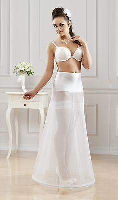 Matrimonio / Ballo Avorio A Line Stile 1 X Cerchio Sottogonna/cerchio/sottoveste Texture Chiara