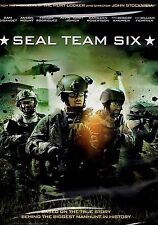 NEW DVD //SEAL Team Six: The Raid on Osama bin Laden// Cam Gigandet, Anson Mount