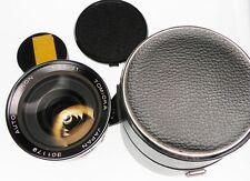 Tomioka 21mm f3.5 Auto Tominon M-42 mount  #301179