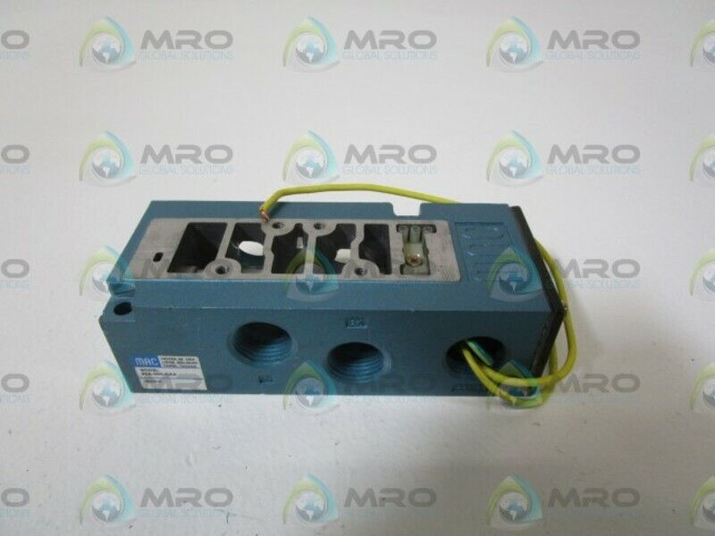 MAC MANIFOLD BASE 93A-000-CAA NEW NO BOX