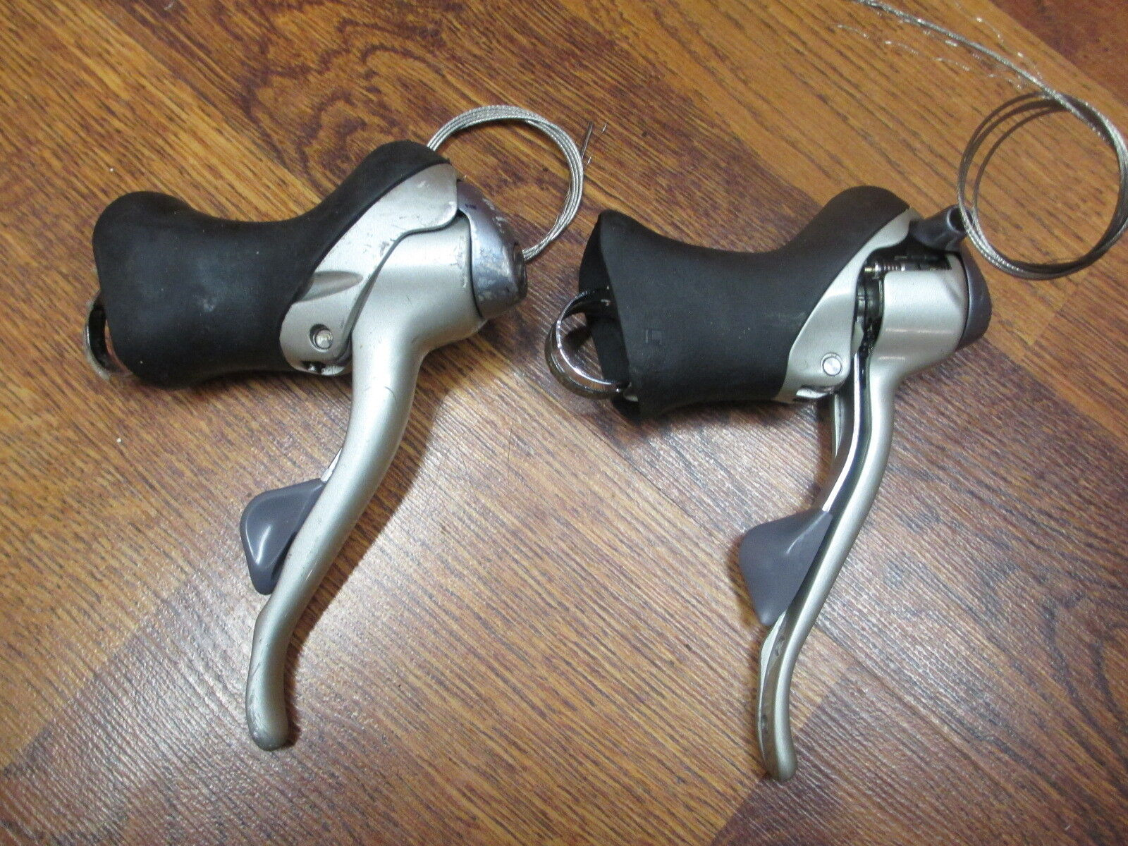 SHIMANO ST-1055 105 STI SHIFTER SET 8 SPEED DOUBLE TRIPLE