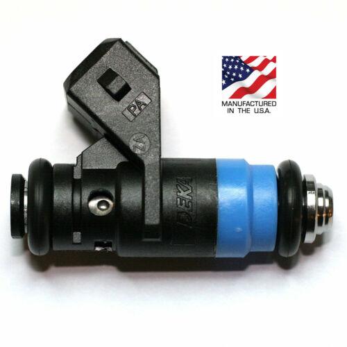 6 GENUINE Siemens Deka 60LB High Impedance Fuel Injector FI114962 107962 Set
