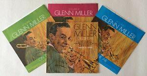 GLENN-MILLER-ON-THE-AIR-1985-GERMAN-39-TRACK-VINYL-TRIPLE-ALBUM-3LP-SET
