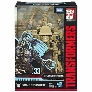 Takara-Transformers-Studio-Series-33-Bonecrusher-Voyager-Action-Figures-Doll-Toy