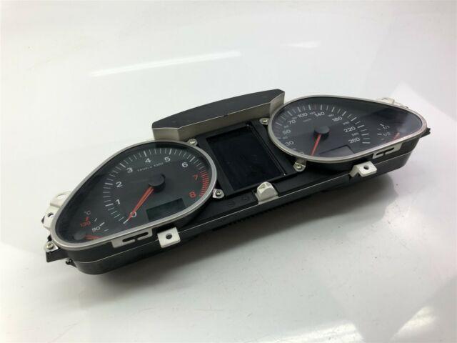 F1843 Audi Velocímetro Instrumentos 4F0920900M