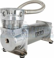 Viair 480C Single Pewter Compressor 200 PSI Air Suspension/Train Horns