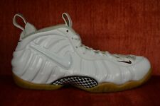 timeless design d50c8 47a50 item 6 CLEAN Nike Air Foamposite Pro White Gorge Green Red Size 10 624041- 102 -CLEAN Nike Air Foamposite Pro White Gorge Green Red Size 10 624041-102